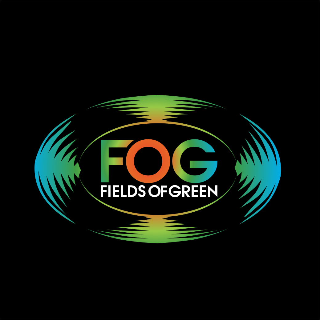 Logo Design by moisesf - Entry No. 181 in the Logo Design Contest Psych-Rock Band FIELDS OF GREEN Logo Design.