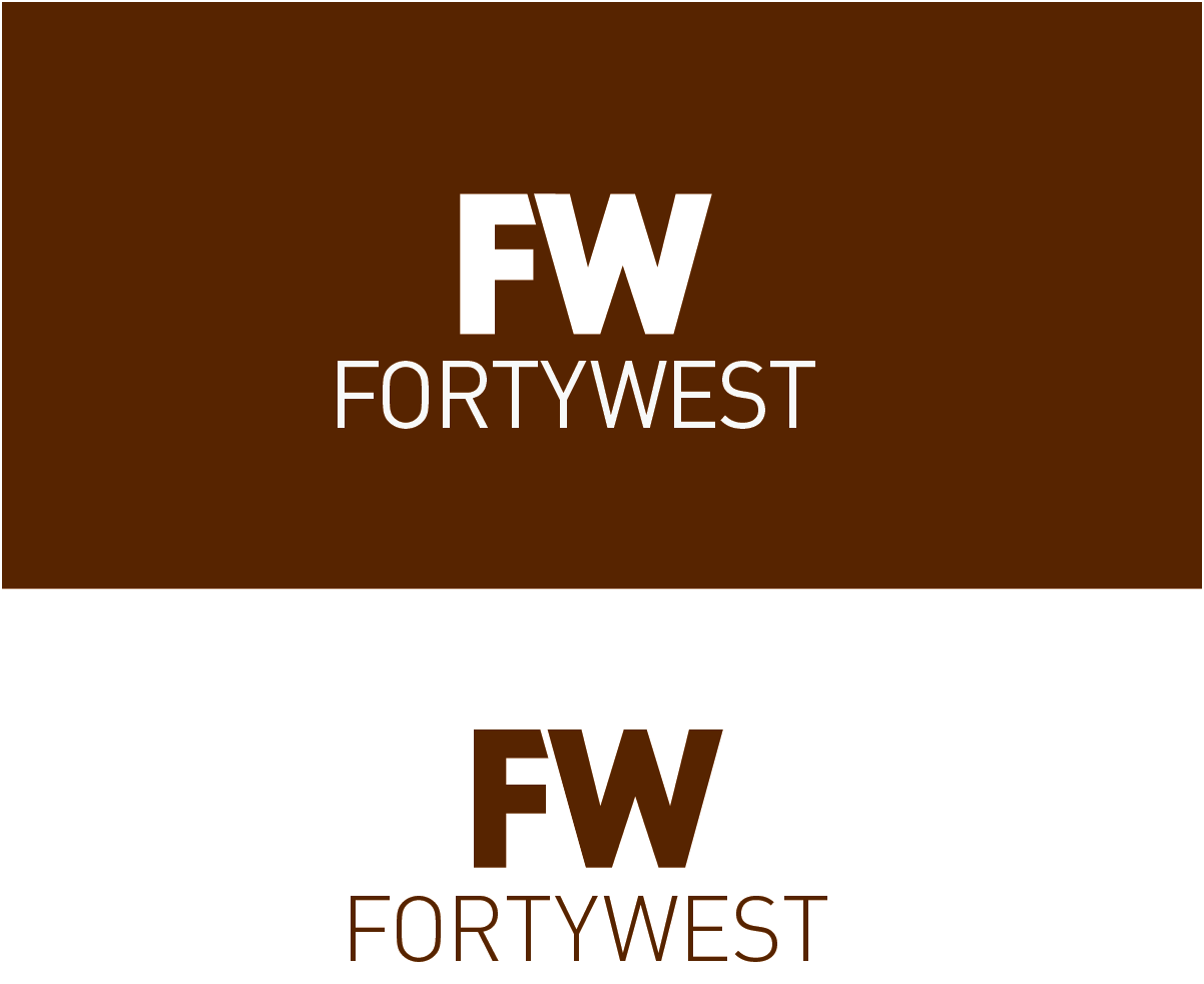 Logo Design by Robert  ARNDT  - Entry No. 252 in the Logo Design Contest Unique Logo Design Wanted for Forty West.