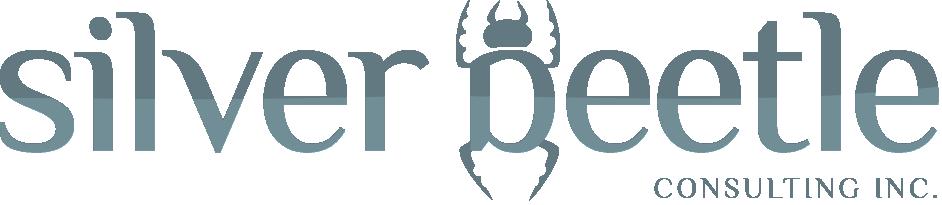 Logo Design by Alexandra Egan - Entry No. 92 in the Logo Design Contest Silver Beetle Consulting Inc. Logo Design.