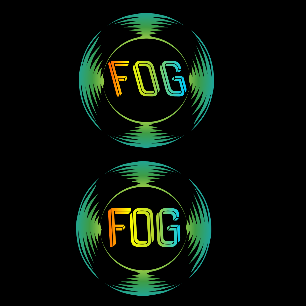 Logo Design by moisesf - Entry No. 184 in the Logo Design Contest Psych-Rock Band FIELDS OF GREEN Logo Design.