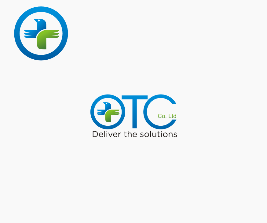 Logo Design by graphicleaf - Entry No. 55 in the Logo Design Contest Unique Logo Design Wanted for OTC Co.,Ltd..