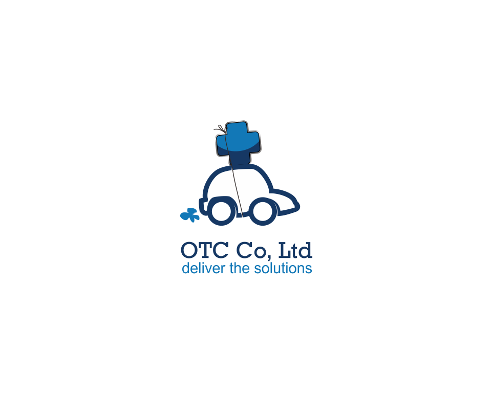 Logo Design by Mitchnick Sunardi - Entry No. 57 in the Logo Design Contest Unique Logo Design Wanted for OTC Co.,Ltd..
