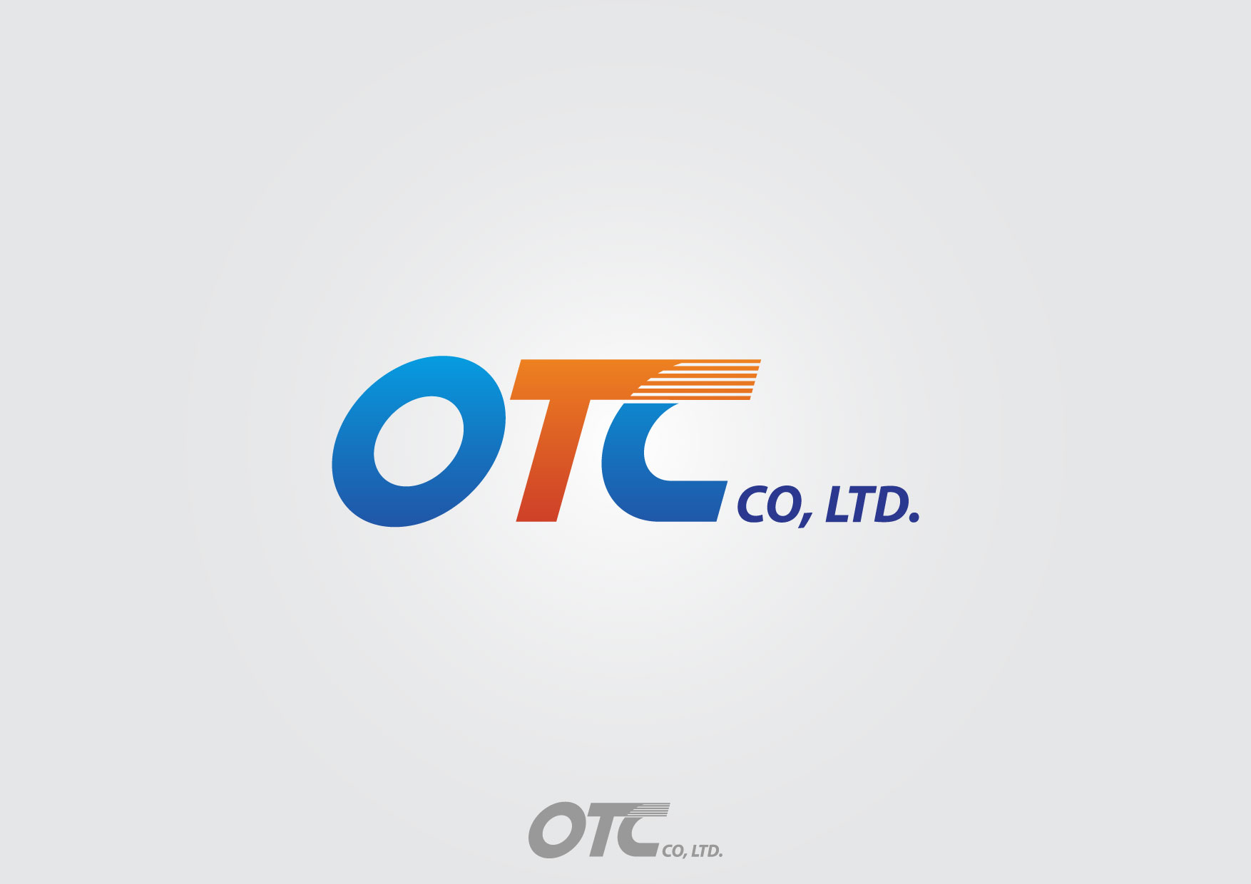 Logo Design by Nurgalih Destianto - Entry No. 59 in the Logo Design Contest Unique Logo Design Wanted for OTC Co.,Ltd..