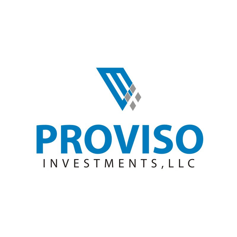 Logo Design by jalal - Entry No. 18 in the Logo Design Contest New Logo Design for PROVISO INVESTMENTS,LLC.