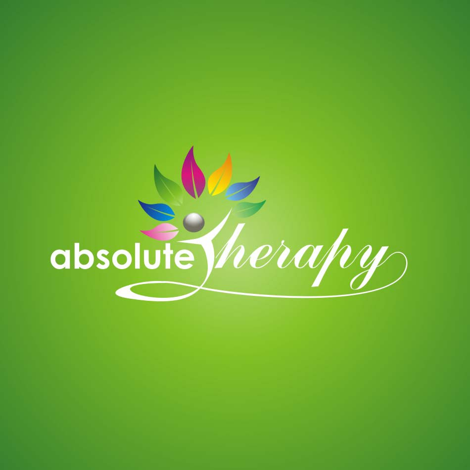 Logo Design by Heru budi Santoso - Entry No. 122 in the Logo Design Contest Absolute Therapy.
