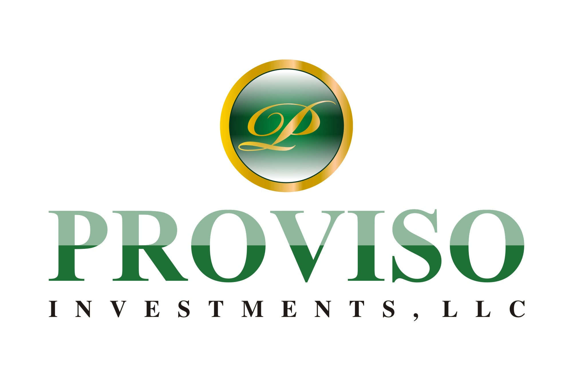 Logo Design by Private User - Entry No. 19 in the Logo Design Contest New Logo Design for PROVISO INVESTMENTS,LLC.