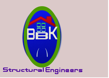 Logo Design by RAM  MODHVADIYA - Entry No. 1 in the Logo Design Contest Logo Design Needed for Exciting New Company BBK Consulting Engineers.