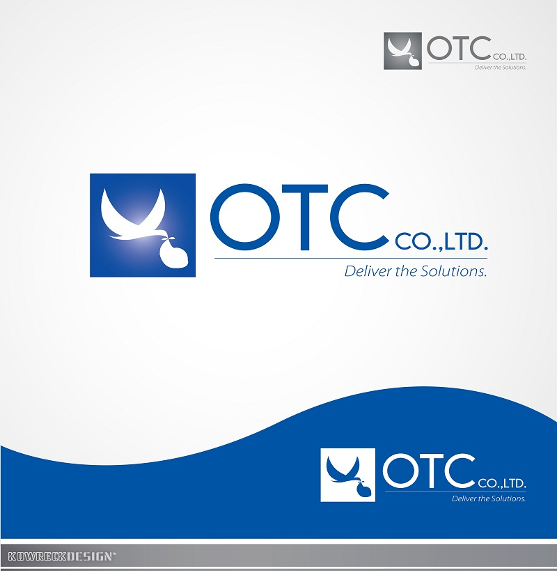Logo Design by kowreck - Entry No. 68 in the Logo Design Contest Unique Logo Design Wanted for OTC Co.,Ltd..