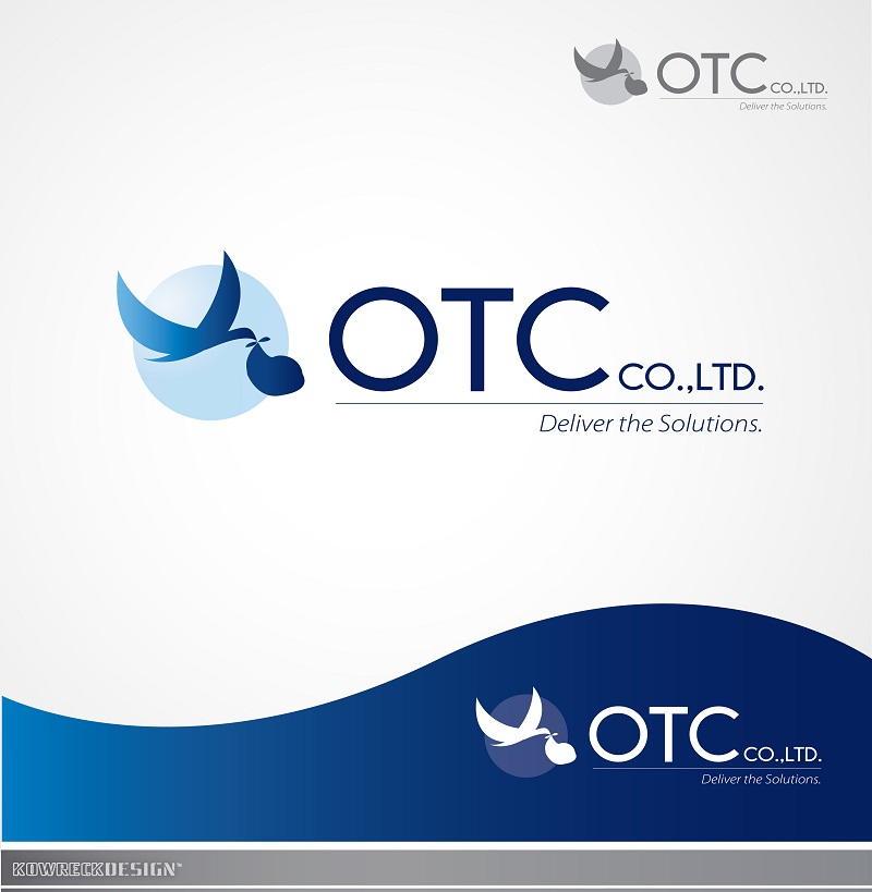 Logo Design by kowreck - Entry No. 70 in the Logo Design Contest Unique Logo Design Wanted for OTC Co.,Ltd..