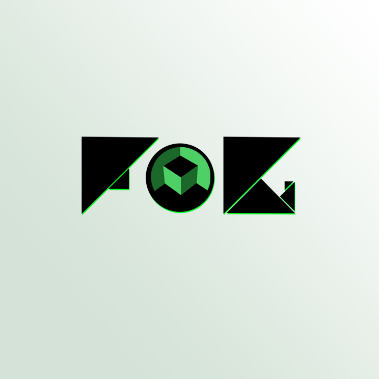 Logo Design by Utkarsh Bhandari - Entry No. 206 in the Logo Design Contest Psych-Rock Band FIELDS OF GREEN Logo Design.