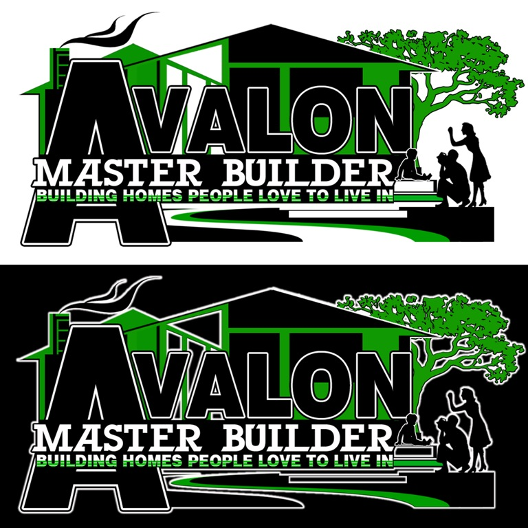 Logo Design by victor.safety21 - Entry No. 41 in the Logo Design Contest Avalon Master Builder Logo Design.