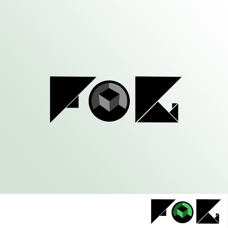 Logo Design by Utkarsh Bhandari - Entry No. 209 in the Logo Design Contest Psych-Rock Band FIELDS OF GREEN Logo Design.