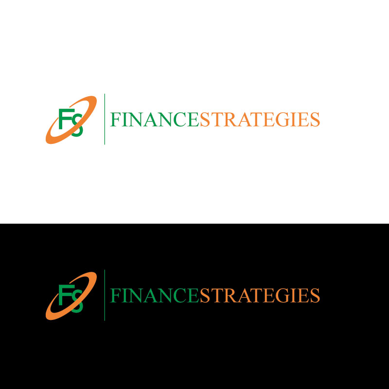 Logo Design by Private User - Entry No. 59 in the Logo Design Contest Logo Design Needed for Exciting New Company FS Financial Strategies.