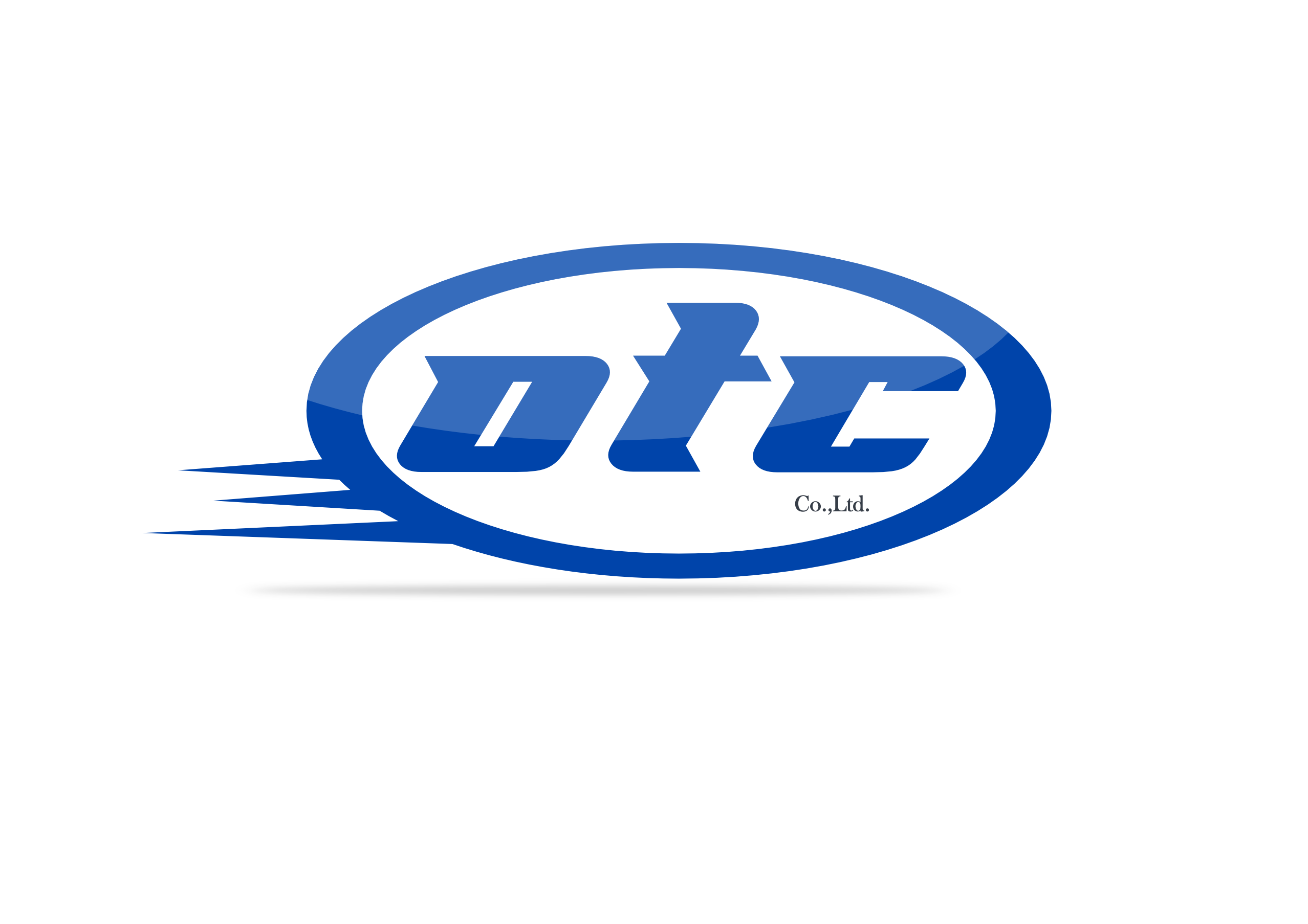 Logo Design by whoosef - Entry No. 72 in the Logo Design Contest Unique Logo Design Wanted for OTC Co.,Ltd..