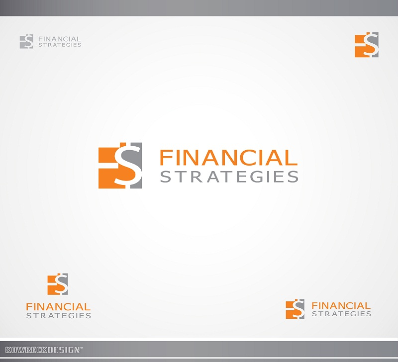 Logo Design by kowreck - Entry No. 60 in the Logo Design Contest Logo Design Needed for Exciting New Company FS Financial Strategies.