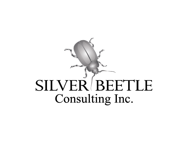 Logo Design by cOOOkie - Entry No. 101 in the Logo Design Contest Silver Beetle Consulting Inc. Logo Design.