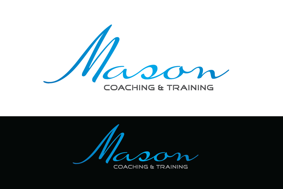 Logo Design by Dipin Bishwakarma - Entry No. 119 in the Logo Design Contest New Logo Design Needed for Exciting Company Rob Mason Coaching.