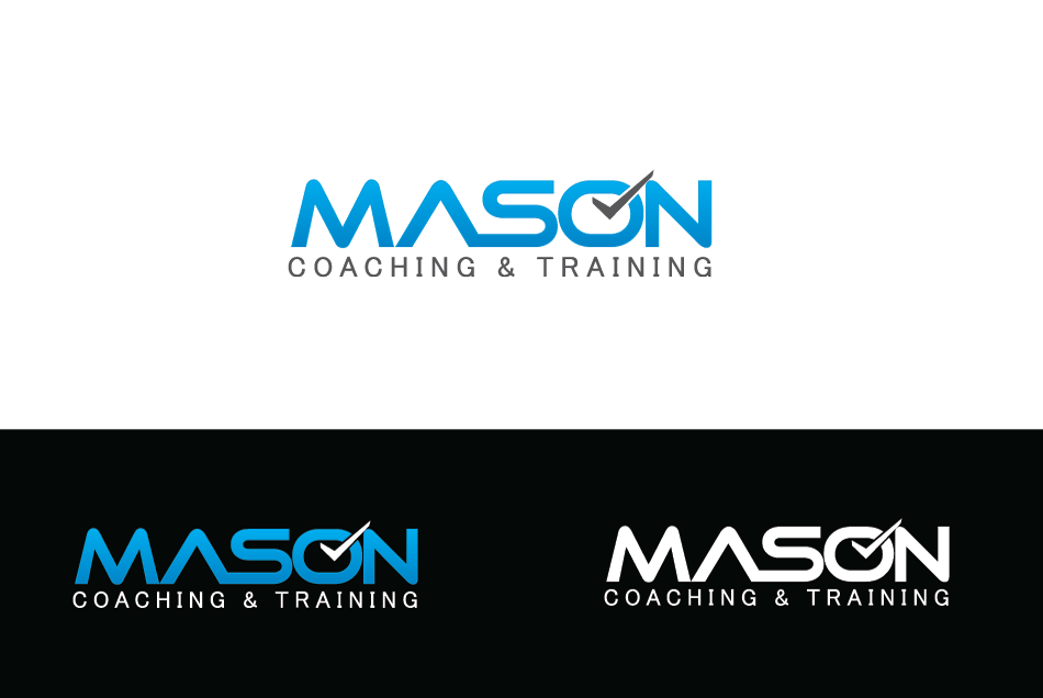 Logo Design by Dipin Bishwakarma - Entry No. 121 in the Logo Design Contest New Logo Design Needed for Exciting Company Rob Mason Coaching.