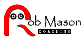 Logo Design by Private User - Entry No. 122 in the Logo Design Contest New Logo Design Needed for Exciting Company Rob Mason Coaching.