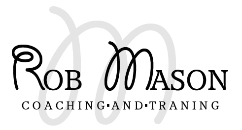 Logo Design by Private User - Entry No. 123 in the Logo Design Contest New Logo Design Needed for Exciting Company Rob Mason Coaching.
