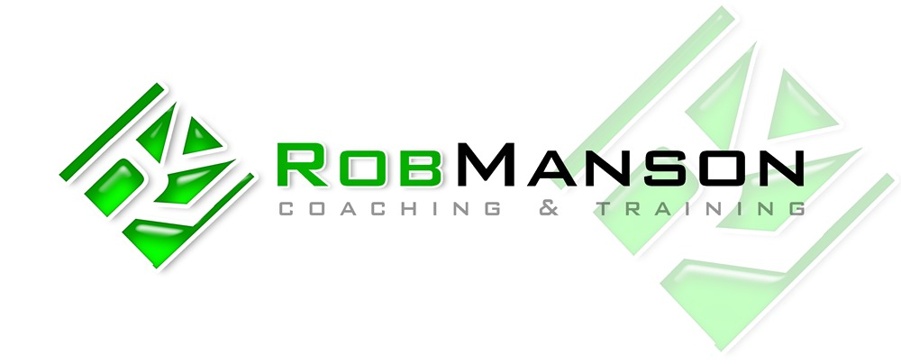 Logo Design by Respati Himawan - Entry No. 124 in the Logo Design Contest New Logo Design Needed for Exciting Company Rob Mason Coaching.