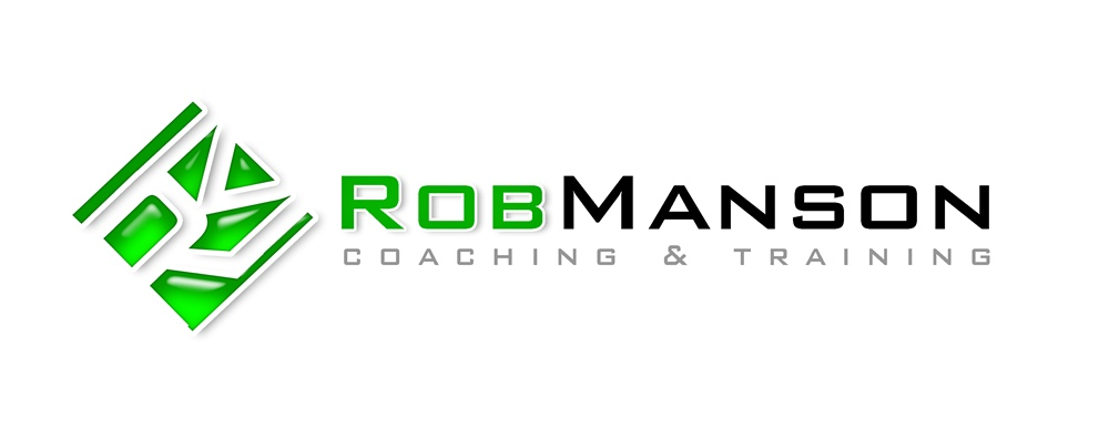 Logo Design by Respati Himawan - Entry No. 125 in the Logo Design Contest New Logo Design Needed for Exciting Company Rob Mason Coaching.