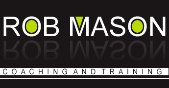 Logo Design by Private User - Entry No. 126 in the Logo Design Contest New Logo Design Needed for Exciting Company Rob Mason Coaching.