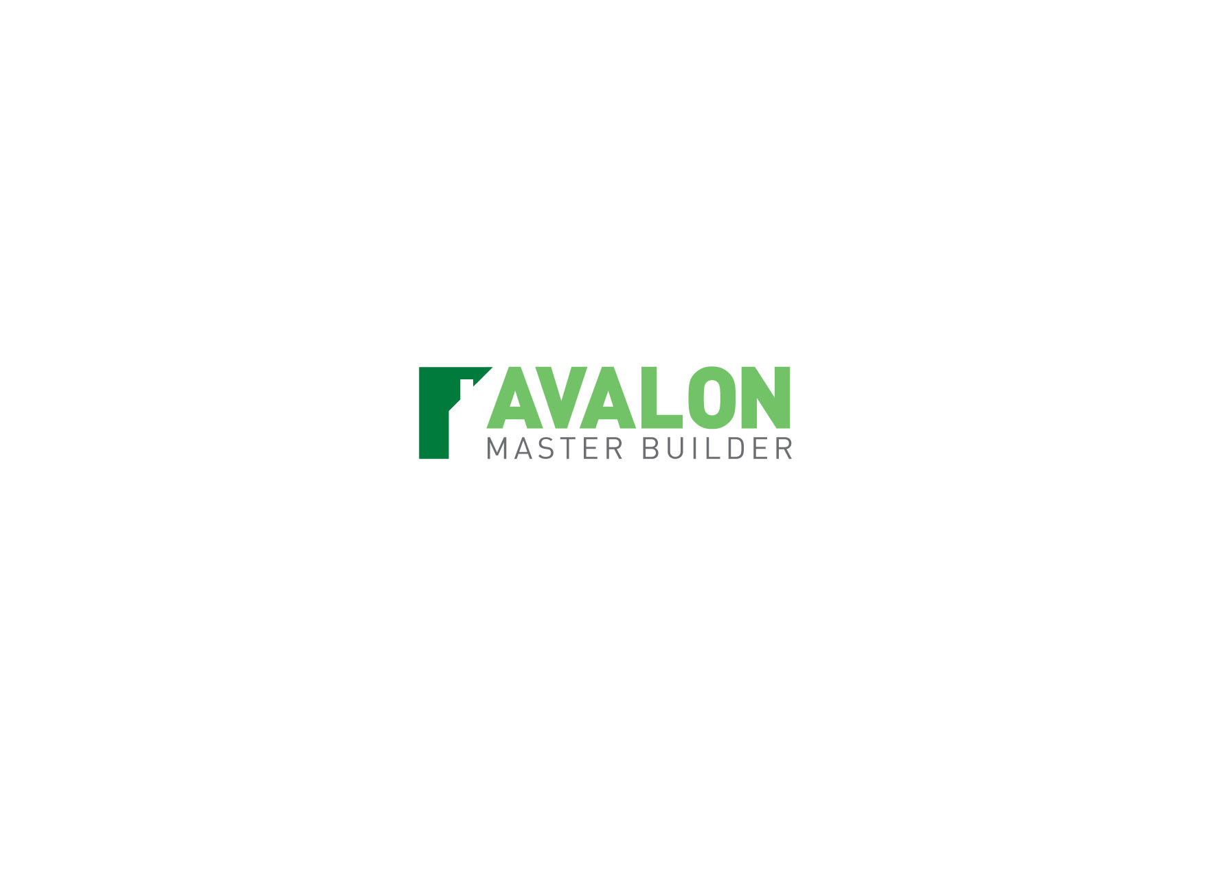Logo Design by tanganpanas - Entry No. 45 in the Logo Design Contest Avalon Master Builder Logo Design.