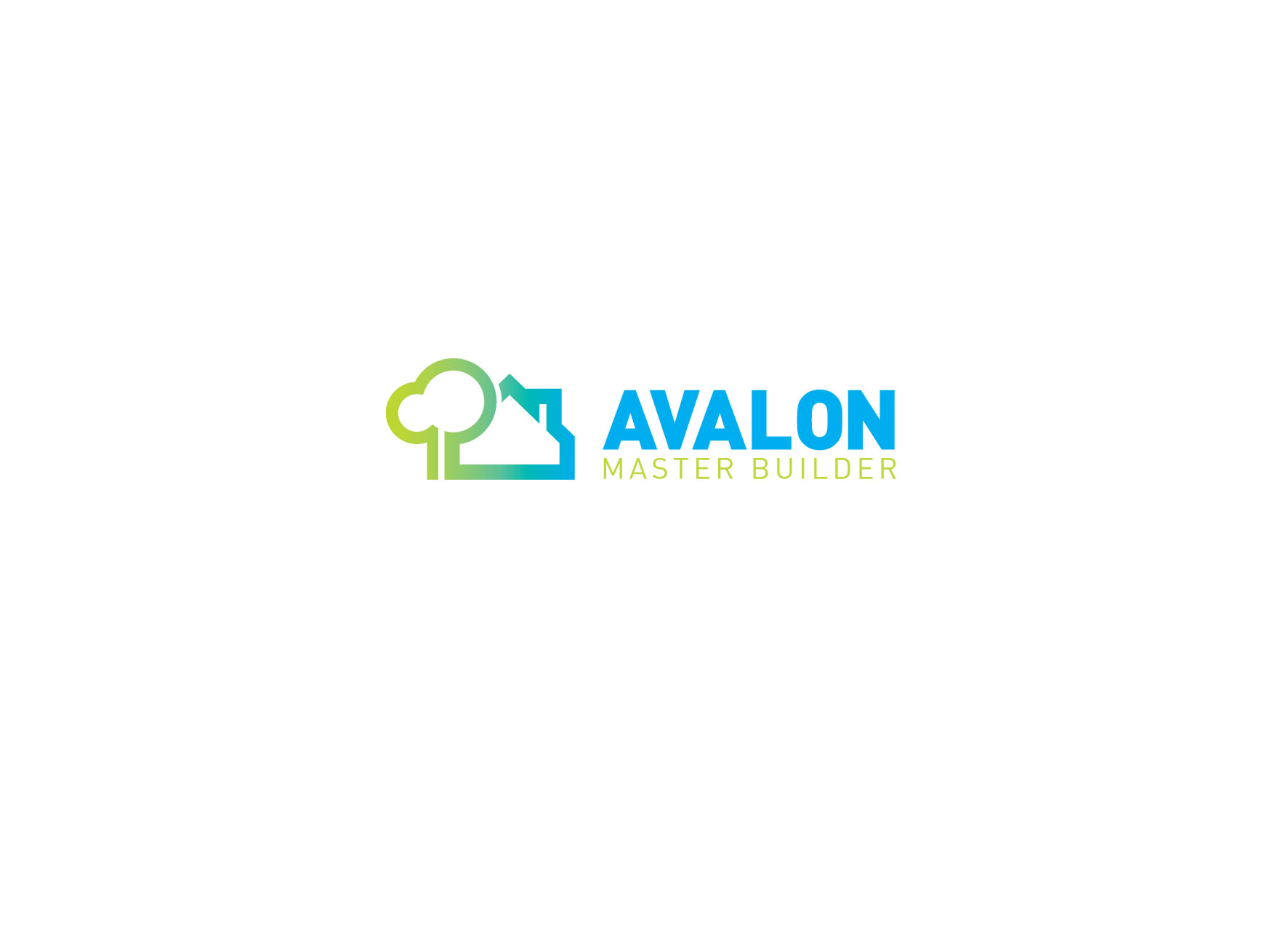 Logo Design by tanganpanas - Entry No. 46 in the Logo Design Contest Avalon Master Builder Logo Design.