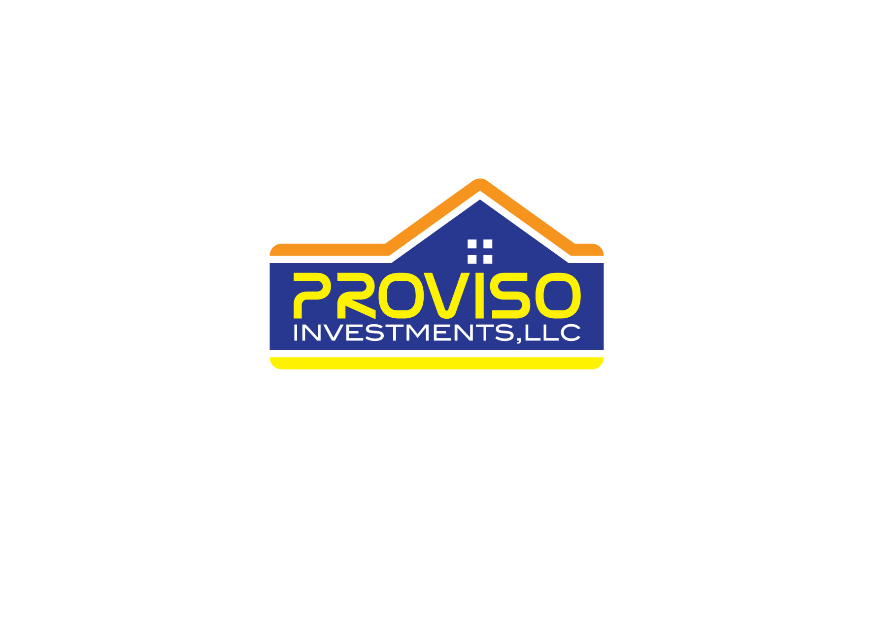 Logo Design by tanganpanas - Entry No. 22 in the Logo Design Contest New Logo Design for PROVISO INVESTMENTS,LLC.