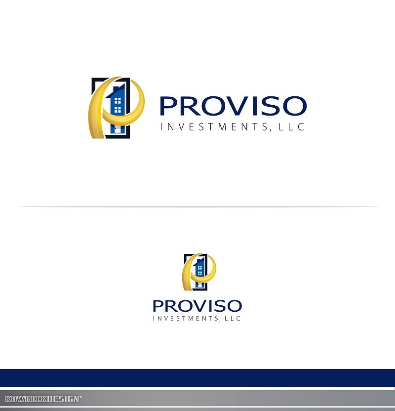 Logo Design by kowreck - Entry No. 24 in the Logo Design Contest New Logo Design for PROVISO INVESTMENTS,LLC.
