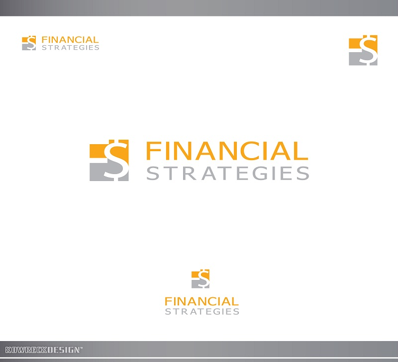 Logo Design by kowreck - Entry No. 66 in the Logo Design Contest Logo Design Needed for Exciting New Company FS Financial Strategies.