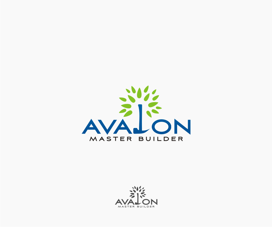 Logo Design by graphicleaf - Entry No. 54 in the Logo Design Contest Avalon Master Builder Logo Design.