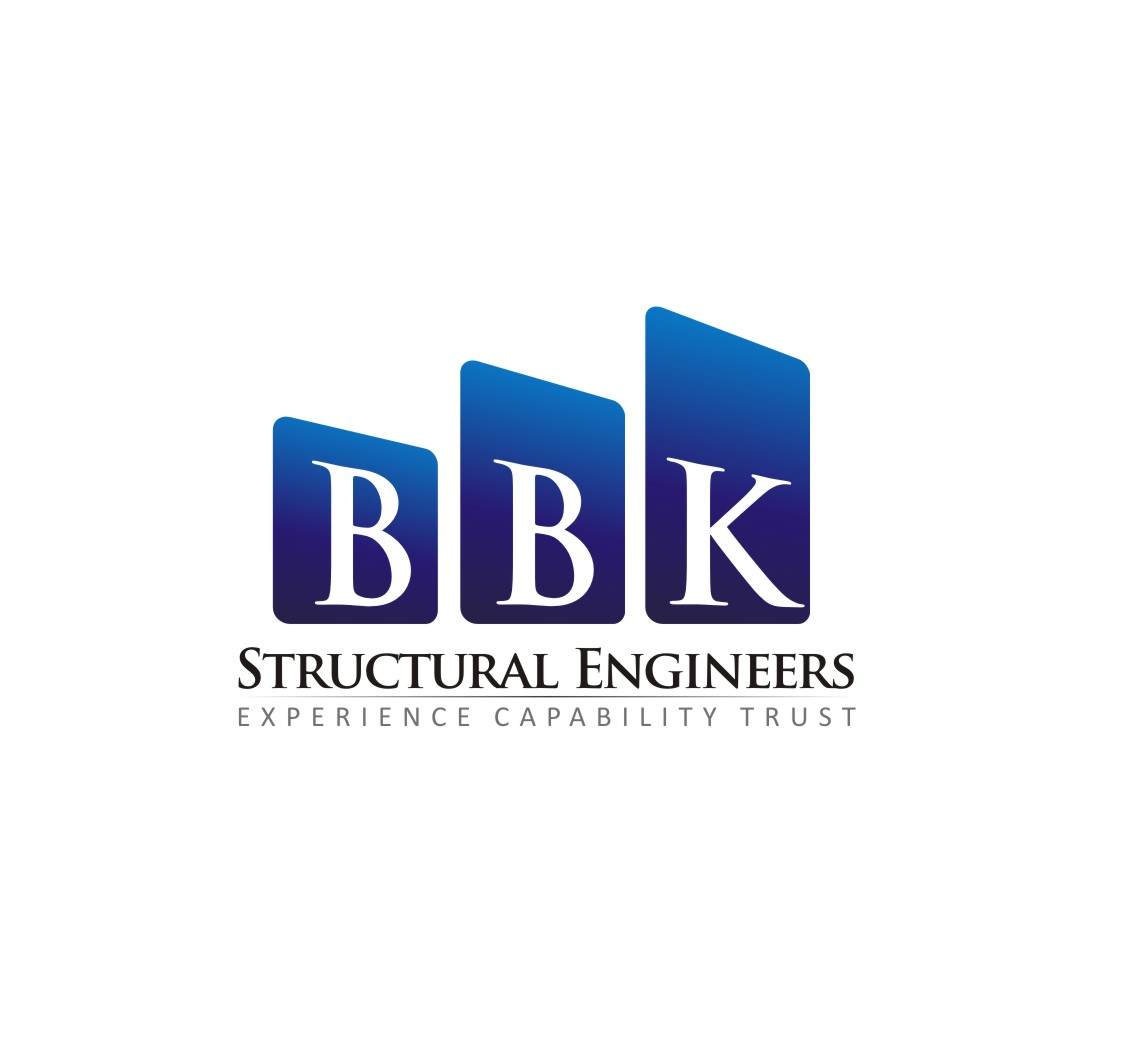 Logo Design by Reivan Ferdinan - Entry No. 13 in the Logo Design Contest Logo Design Needed for Exciting New Company BBK Consulting Engineers.