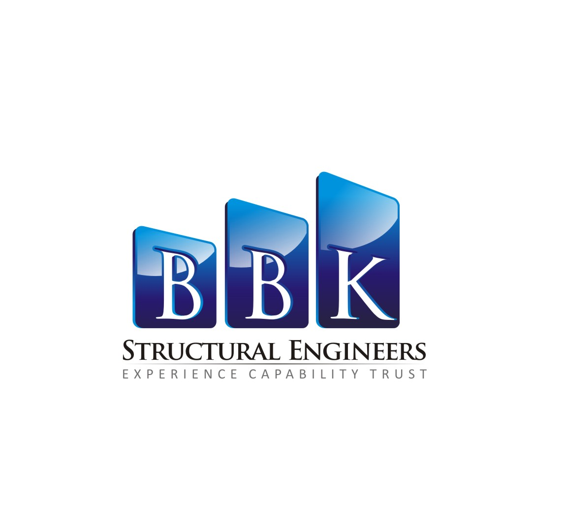 Logo Design by Reivan Ferdinan - Entry No. 14 in the Logo Design Contest Logo Design Needed for Exciting New Company BBK Consulting Engineers.