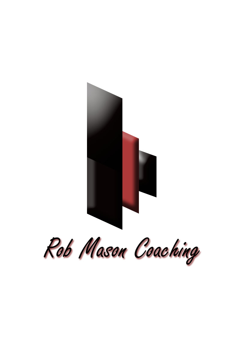 Logo Design by Moag - Entry No. 133 in the Logo Design Contest New Logo Design Needed for Exciting Company Rob Mason Coaching.