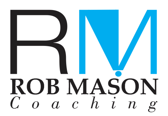 Logo Design by Private User - Entry No. 136 in the Logo Design Contest New Logo Design Needed for Exciting Company Rob Mason Coaching.