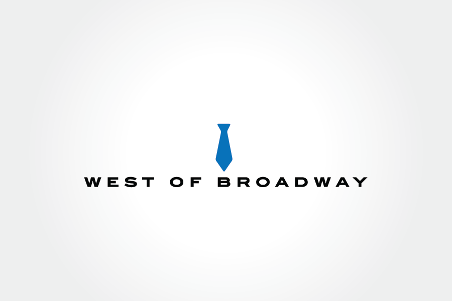 Logo Design by mosby - Entry No. 34 in the Logo Design Contest Unique Logo Design Wanted for West of Broadway.