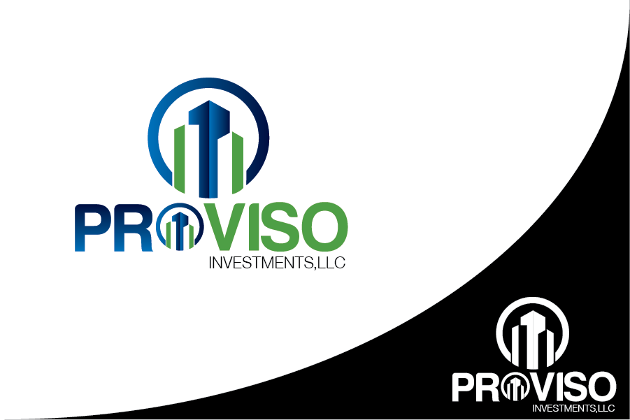 Logo Design by Private User - Entry No. 25 in the Logo Design Contest New Logo Design for PROVISO INVESTMENTS,LLC.