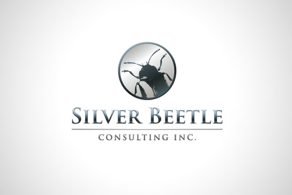Logo Design by j2kadesign - Entry No. 111 in the Logo Design Contest Silver Beetle Consulting Inc. Logo Design.