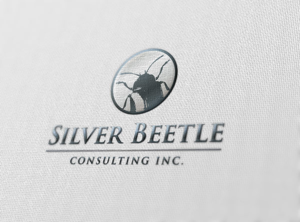 Logo Design by j2kadesign - Entry No. 112 in the Logo Design Contest Silver Beetle Consulting Inc. Logo Design.