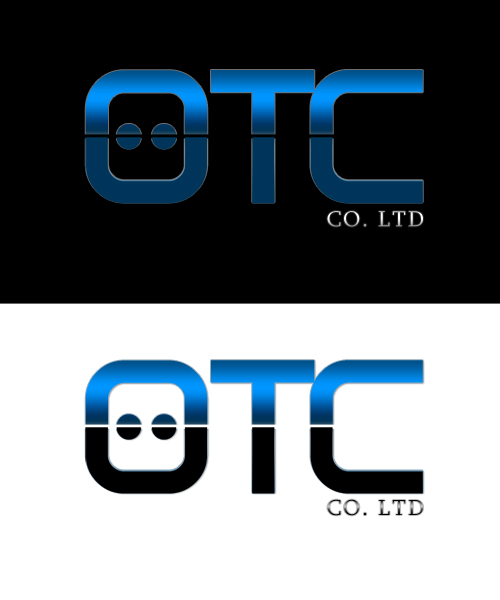 Logo Design by Private User - Entry No. 98 in the Logo Design Contest Unique Logo Design Wanted for OTC Co.,Ltd..