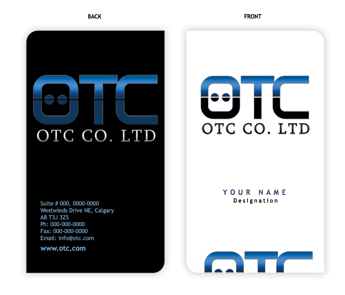 Logo Design by Private User - Entry No. 99 in the Logo Design Contest Unique Logo Design Wanted for OTC Co.,Ltd..