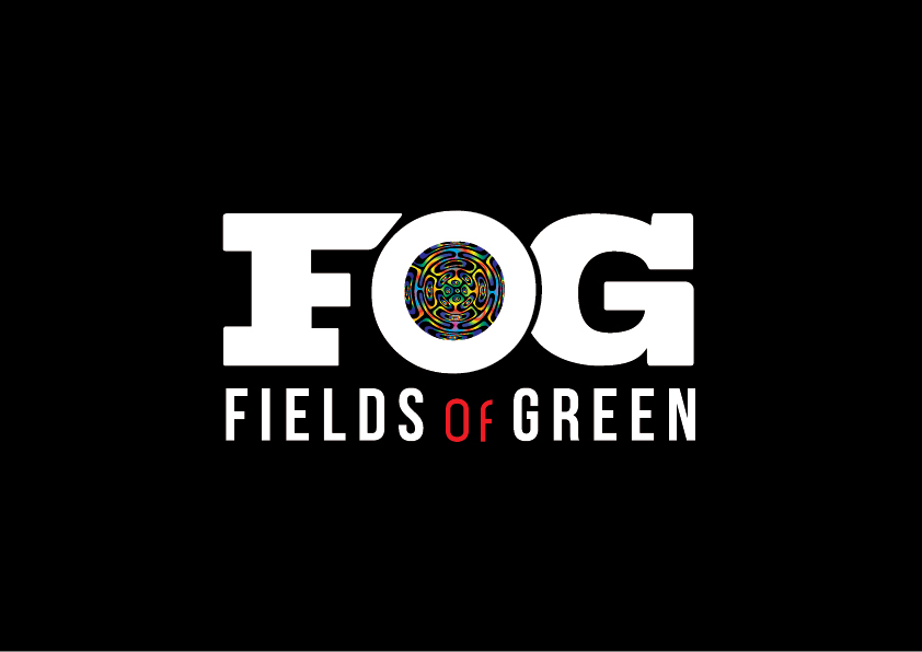 Logo Design by my - Entry No. 241 in the Logo Design Contest Psych-Rock Band FIELDS OF GREEN Logo Design.