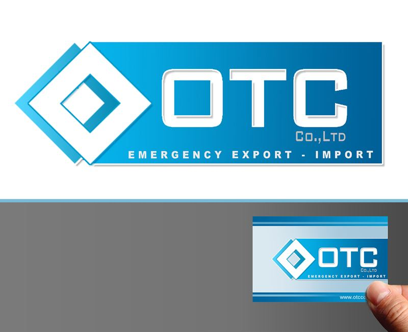 Logo Design by Respati Himawan - Entry No. 106 in the Logo Design Contest Unique Logo Design Wanted for OTC Co.,Ltd..