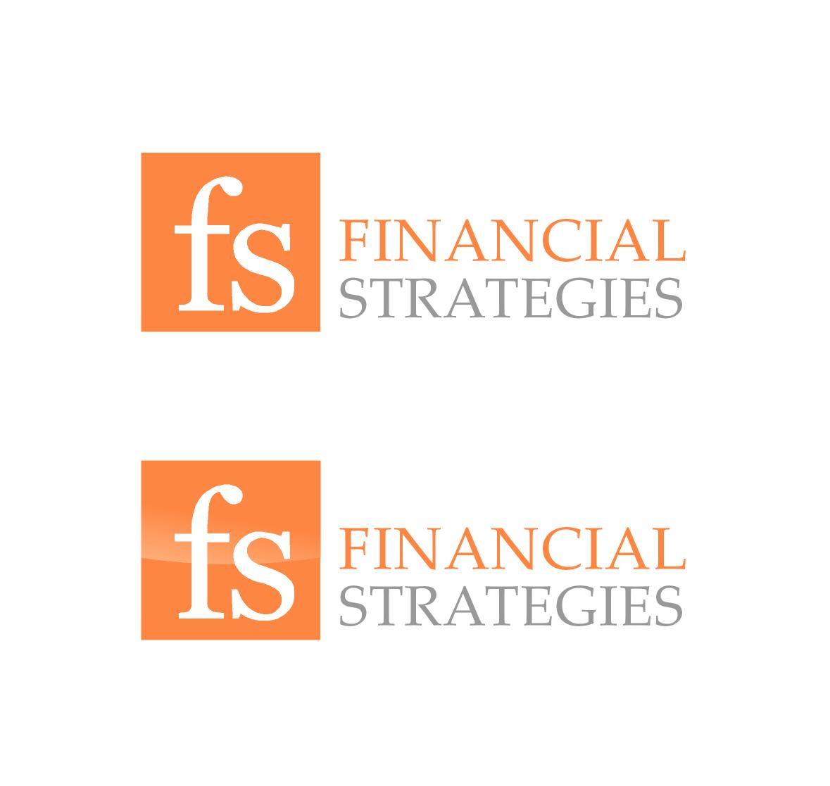 Logo Design by ZAYYADI AHMAD - Entry No. 72 in the Logo Design Contest Logo Design Needed for Exciting New Company FS Financial Strategies.