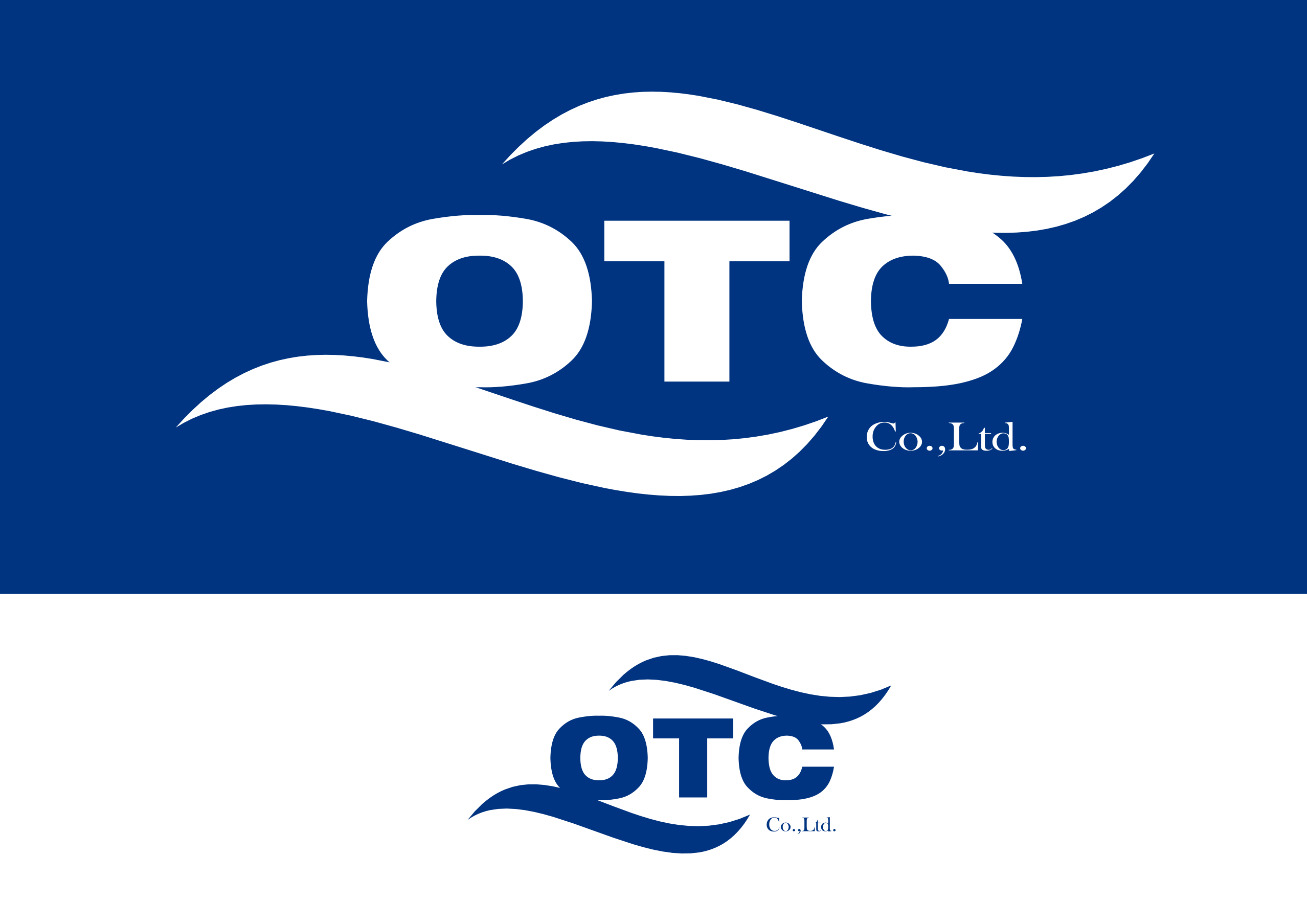 Logo Design by whoosef - Entry No. 107 in the Logo Design Contest Unique Logo Design Wanted for OTC Co.,Ltd..