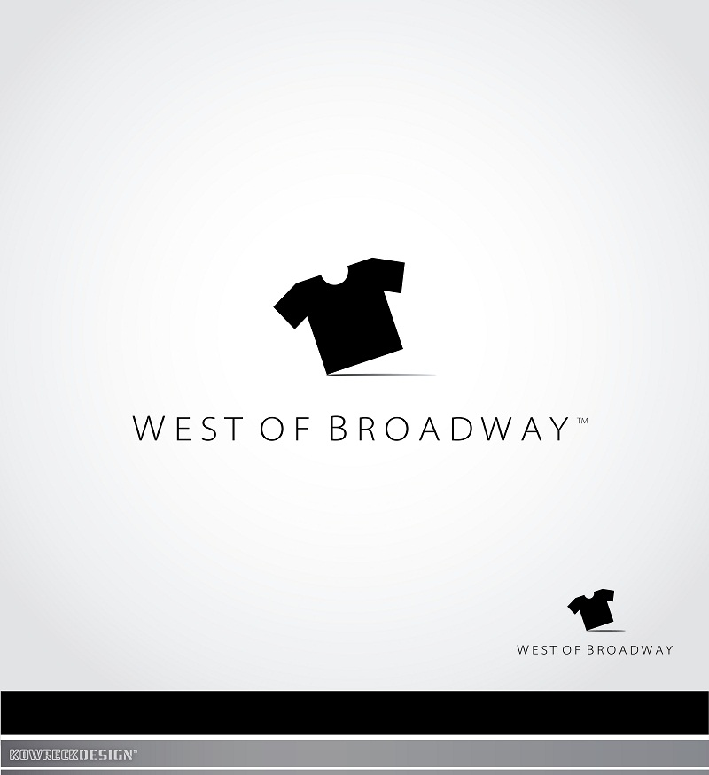 Logo Design by kowreck - Entry No. 39 in the Logo Design Contest Unique Logo Design Wanted for West of Broadway.