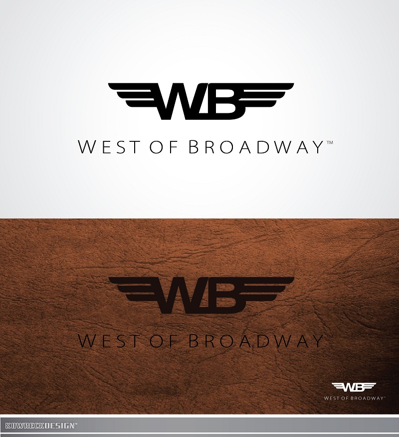 Logo Design by kowreck - Entry No. 42 in the Logo Design Contest Unique Logo Design Wanted for West of Broadway.