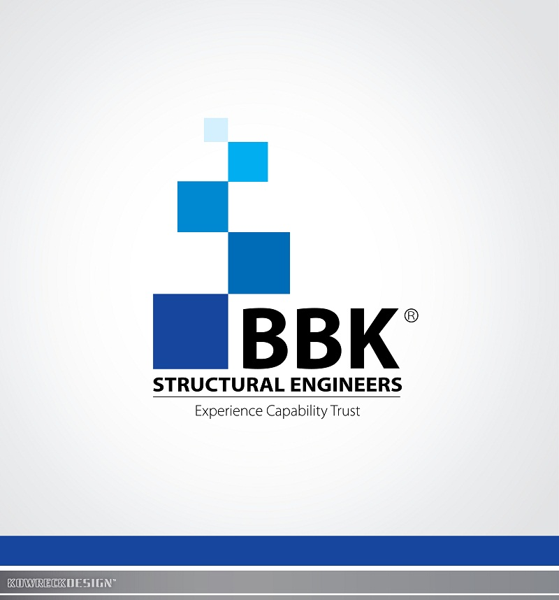 Logo Design by kowreck - Entry No. 30 in the Logo Design Contest Logo Design Needed for Exciting New Company BBK Consulting Engineers.